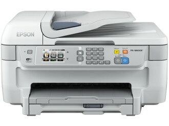 愛普生商務噴墨印表機 PX M650F [類型︰ 噴墨印表機最大紙張大小︰ A4 解析度︰ 4800x1200DPI 特點傳真 / 影印機/掃描器]