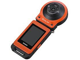 凱西歐數碼相機 EXILIM 前-FR10EO [橙色] [圖元: 16760000 繪畫萬圖元 (總圖元) / 1400 萬圖片萬圖元 (有效圖元) 投籃次數: 255 防水相機: 1 注: 人臉檢測]