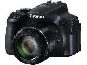 光学65倍ズーム対応のデジタルカメラCANON デジタルカメラ PowerShot SX60 HS [画素数:1680万...