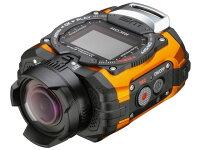リコービデオカメラRICOHWG-M1[オレンジ]