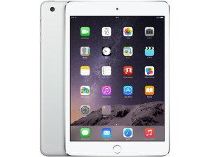 指紋認証センサーを搭載した7.9型iPad miniAPPLE タブレットPC(端末)・PDA iPad mini 3 Wi-Fiモ...