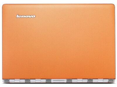 【ポイント5倍】Lenovo ノートパソコン Lenovo YOGA 3 Pro 80HE00CJJP [クレメンタインオレンジ] [液晶サイズ:13.3インチ CPU:Core M-5Y70(Broadwell)/1.1GHz/2コア SSD容量:512GB メモリ容量:8GB OS:Windows 8.1 Update 64bit]