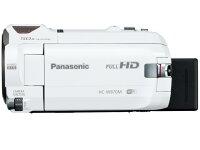 パナソニックビデオカメラHC-W870M-W[ホワイト]