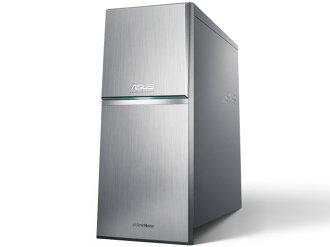 ASUS台式電腦M70AD M70AD-I54460[CPU種類:Core i5 4460(Haswell Refresh)存儲空間:4GB HDD容量:1TB OS:Windows 8.1 64bit]