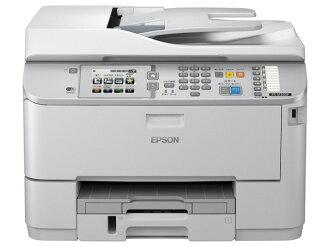 愛普生商務噴墨印表機 PX M350F [類型︰ 噴墨印表機最大紙張大小︰ A4 決議︰ 1200x2400DPI 功能傳真 / 影印機/掃描器]