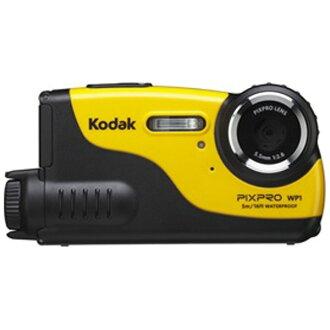 柯達數碼相機 PIXPRO WP1 [的投籃次數: 190 防水相機: 1 注: 1.2 米防水 / 防震 / 防塵 / 面部識別]