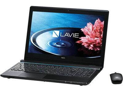 NEC ノートパソコン LAVIE Note Standard NS750/BAB PC-NS750BAB [クリスタルブラック] [液晶サ...