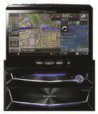 パイオニア カーナビ サイバーナビ AVIC-VH0999 [記録メディアタイプ:HDD タイプ:インダッシュモニタ(1DIN+1DIN) 画面サイズ:7型 TVチューナー:フルセグ(地デジ)]