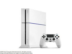 SONY ゲーム機 プレイステーション4 HDD 500GB グレイシャー・ホワイト CUH-1200AB02 【楽天】【激安】 【格安】 【特価】 【人気】 【売れ筋】【価格】