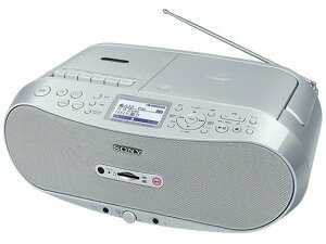 SONY ラジカセ CFD-RS501 [対応メディア:CD/CD-R/RW/カセットテープ 最大出力:3.4W] 【楽天】【激安】 【格安】 【特価】 【人気】 【売れ筋】【価格】