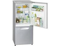 パナソニック冷凍冷蔵庫NR-B148W-S[シルバー]