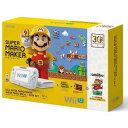 任天堂 ゲーム機 Wii U スーパーマリオメーカー スーパーマリオ30周年セット [タイプ:ロボット...