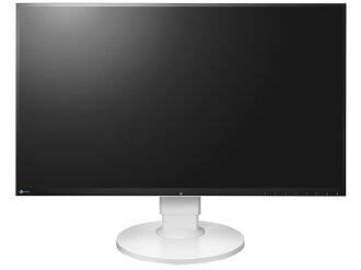 藝卓液晶顯示器,液晶屏顯示 FlexScan EV2750-殘渣 [27 英寸的白色] [大小: 27 寸顯示器提示: 寬屏解析度 (標準): WQHD 輸入終端: DVIx1 HDMIx1/Displayportx1]