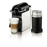 雀巢奈斯派索 PIXIE 剪輯捆綁的咖啡機設置 D60WRA3B [白色 & 珊瑚紅] [咖啡︰ 咖啡 ○ ○]