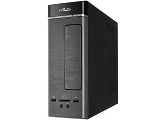 ASUS台式電腦K20CE K20CE-N3050[CPU種類:Celeron Dual-Core N3050(Braswell)存儲空間:4GB HDD容量:1TB OS:Windows 10 Home 64bit]