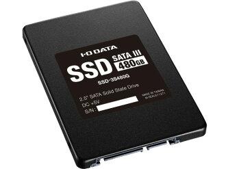 IODATA SSD SSD-3S480G[容量:480GB規格尺寸:2.5英寸接口:Serial ATA 6Gb/s型:MLC]