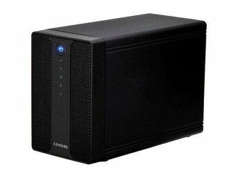 [要點5倍]世紀NAS簡單的NAS BOX PLUS 2BAY CSS35NAS2B[drive bay數:HDDx2 DLNA:○][樂天][非常便宜][非常便宜][特價][人氣][暢銷][價格][05P22Dec16]