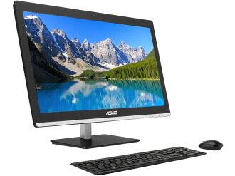 ASUS台式電腦Vivo AiO V220IBUK V220IBUK-N3050[畫面尺寸:21.5英寸CPU種類:Celeron Dual-Core N3050(Braswell)存儲空間:4GB HDD容量:1TB OS:Windows 10 Home 64bit]