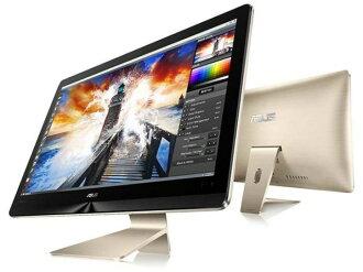 ASUS台式電腦Zen AiO Z240ICGK Z240ICGK-I76700T[畫面尺寸:23.8英寸CPU種類:Core i7 6700T(Skylake)存儲空間:8GB HDD容量:1TB OS:Windows 10 Home 64bit]