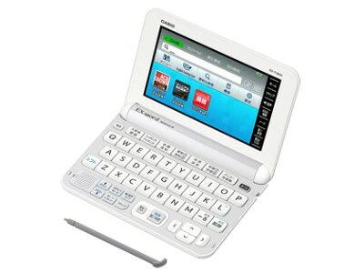 【ポイント5倍】カシオ 電子辞書 エクスワード XD-Y3800WE [ホワイト] [主な用途…