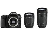 CANONデジタル一眼カメラEOS80Dダブルズームキット