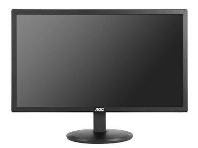 パソコン・周辺機器, ディスプレイ AOC E2180SWDN11 20.7 20.7 HD1920x1080 DVIx1D-Subx1
