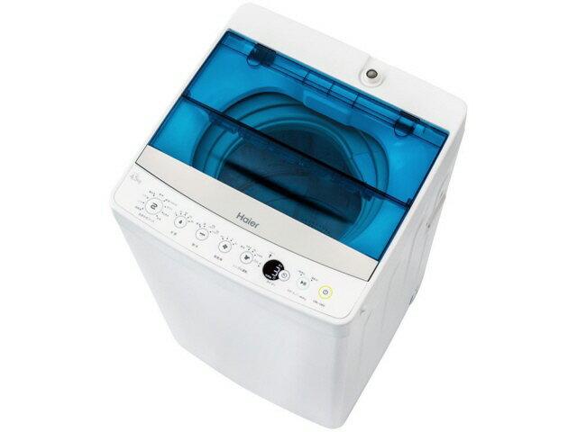 【ポイント5倍】【代引不可】ハイアール 洗濯機 JW-C45A-W [ホワイト] [洗濯機スタイル:簡易乾燥機能付洗濯機 開閉タイプ:上開き 洗濯容量:4.5kg] 【楽天】 【人気】 【売れ筋】【価格】