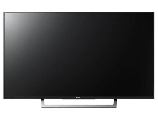 SONY 液晶テレビ BRAVIA KJ-49X8300D (B) [49インチ ブラック] [画面サイズ:49インチ 画素数:3840x2160 4K:○ 倍速液晶:モーションフローXR240 録画機能:外付けHDD]