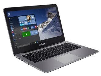 ASUS筆記型電腦ASUS VivoBook R416SA R416SA-3050[液晶尺寸:14英寸CPU:Celeron Dual-Core N3050(Braswell)/1.6GHz/2核心CPU得分:892存儲空間:4GB OS:Windows 10 Home 64bit]