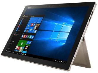 ASUS平板電腦PC(終端)、PDA ASUS TransBook 3 T303UA T303UA-6200GD[香檳黄金][OS種類:Windows 10 Home 64bit畫面尺寸:12.6英寸CPU:Core i5 6200U/2.3GHz存儲容量:512GB]