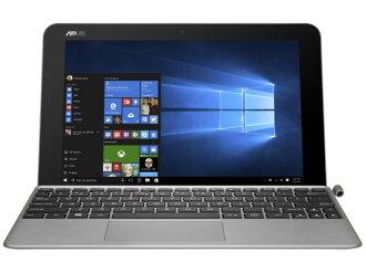 ASUS平板電腦PC(終端)、PDA ASUS TransBook Mini T102HA T102HA-8350G[灰色][類型:平板電腦OS種類:Windows 10 Home 64bit畫面尺寸:10.1英寸CPU:Atom x5-Z8350/1.44GHz存儲容量:64GB]