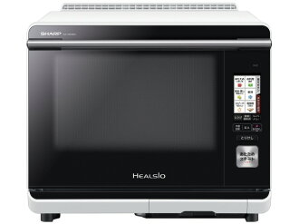 鋒利的電烤箱 herushio AX-XW300-W [白色系統] [類型︰ 電子烤箱烤箱容量︰ 30 L 最大的微波輸出功率︰ 1000 W]
