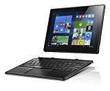 Lenovo平板電腦PC(終端)、PDA ideapad MIIX 310 80SG00APJP[類型:平板電腦OS種類:Windows 10 Home 64bit畫面尺寸:10.1英寸CPU:Atom x7-Z8750/1.6GHz存儲容量:64GB]