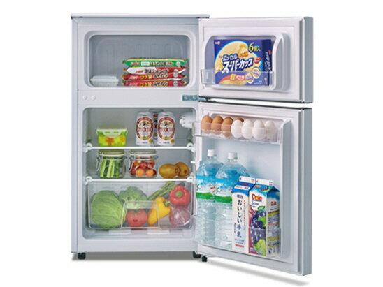 【代引不可】ハイセンス 冷凍冷蔵庫 HR-B95A [省エネ評価:★★★★★ ドアの開き方:右開き タイプ:冷凍冷蔵庫 ドア数:2ドア 定格内容積:93L] 【楽天】 【人気】 【売れ筋】【価格】