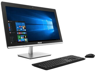 ASUS台式電腦Vivo AiO V230ICUK V230ICUK-I5HAB[畫面尺寸:23英寸CPU種類:Core i5 6400T(Skylake)存儲空間:8GB HDD容量:1TB OS:Windows 10 Home 64bit]