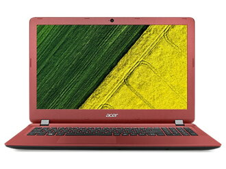 Acer筆記型電腦Aspire ES 15 ES1-533-F14D/R[玫瑰木材紅][液晶尺寸:15.6英寸CPU:Celeron Dual-Core N3350(Apollo Lake]/1.1GHz/2核心CPU得分:1202 HDD容量:500GB存儲空間:4GB OS:Windows 10 Home 64bit]