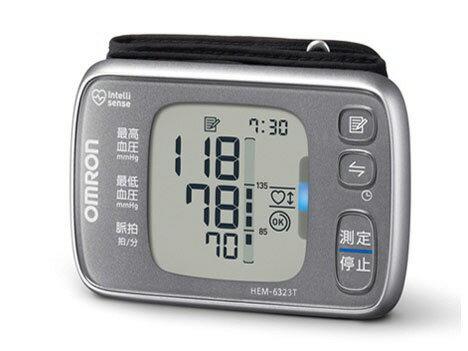 身体測定器・医療計測器, 血圧計  HEM-6323T 1100