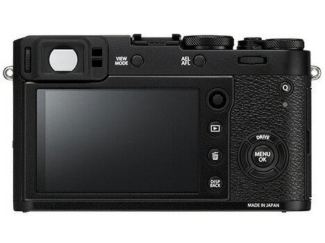 富士フイルム デジタルカメラ FUJIFILM X100F [ブラック] [画素数:2430万画素(有効画素) 撮影枚数:280枚 備考:顔キレイナビ] 【楽天】 【人気】 【売れ筋】【価格】
