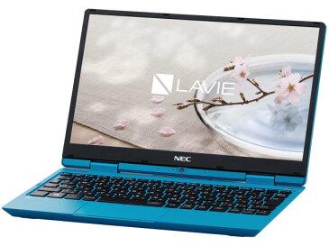 【ポイント5倍】NEC ノートパソコン LAVIE Note Mobile NM150/GAL PC-NM150GAL [アクアブルー] [液晶サイズ:11.6インチ CPU:Pentium Dual-Core 4410Y(Kaby Lake)/1.5GHz/2コア CPUスコア:2094 ストレージ容量:SSD:128GB メモリ容量:4GB OS:Windows 10 Home 64bit]