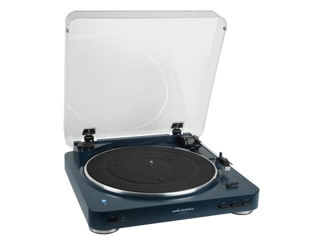 オーディオテクニカ オーディオ機器 AT-PL300BT NV [ネイビー]