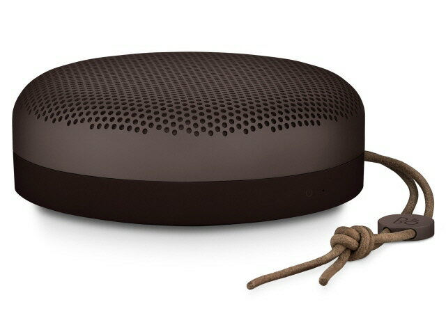 Bang&Olufsen Bluetoothスピーカー B&O PLAY Beoplay A1 [Umber] [Bluetooth:○ 駆動時間:再生:24時間]