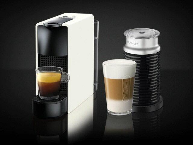 ネスレ コーヒーメーカー NESPRESSO Essenza Mini バンドルセット C30WHA3B [ピュアホワイト C] 【楽天】 【人気】 【売れ筋】【価格】