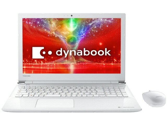 パソコン, ノートPC  dynabook T45 T45EW PT45EWP-SJA 15.6 CPUCeleron Dual-Core 3865U(Kaby Lake)1.8GHz2 CPU1940 HDD1TB 4GB OSWindows 10 Home 64bit