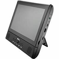 ダイニチ電子ポータブルDVDプレーヤーWizzDV-PTB1080