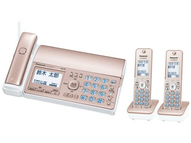パナソニック 電話機 おたっくす KX-PD515DW-N [ピンクゴールド] [親機質量:2500g スキャナタイプ:本体 その他機能:コピー機能/SDメモリーカード対応/DECT準拠方式 電話機能:○] 【楽天】 【人気】 【売れ筋】【価格】