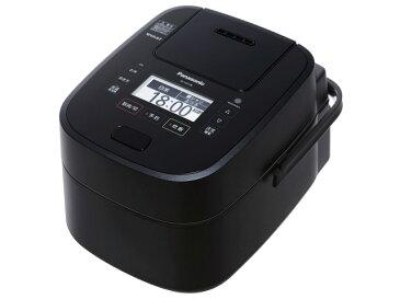【ポイント5倍】パナソニック 炊飯器 Wおどり炊き SR-VSX108-K [ブラック] 【楽天】 【人気】 【売れ筋】【価格】