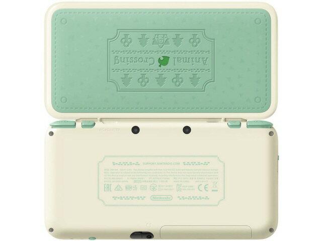 【ポイント5倍】任天堂 ゲーム機 Newニンテンドー2DS LL とびだせ どうぶつの森 amiibo+パック 【楽天】 【人気】 【売れ筋】【価格】