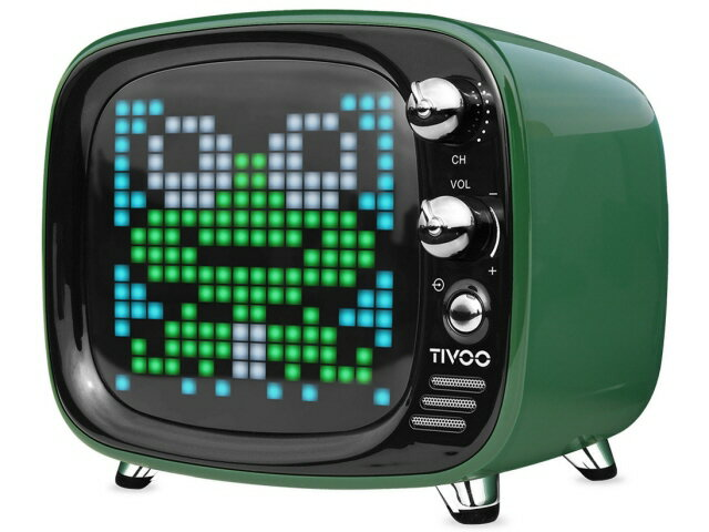 オーディオ, ポータブルスピーカー 5Divoom Bluetooth TIVOO DIV-TIVOO-GR Bluetooth 8