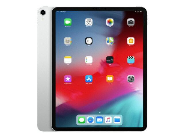 APPLE タブレットPC(端末)・PDA iPad Pro 12.9インチ Wi-Fi 512GB MTFQ2J/A [シルバー] [OS種類:iOS 12 画面サイズ:12.9インチ CPU:Apple A12X 記憶容量:512GB] 【楽天】 【人気】 【売れ筋】【価格】