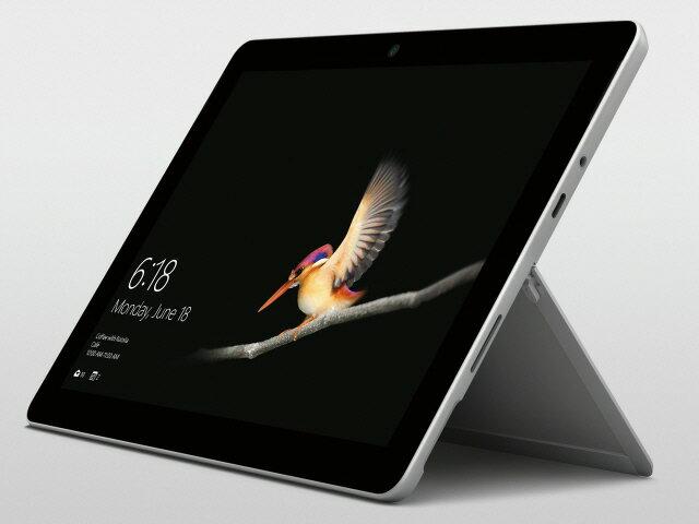 マイクロソフト タブレットPC(端末)・PDA Surface Go MHN-00017 [OS種類:Windows 10 Home (Sモード) 画面サイズ:10インチ CPU:Pentium Gold 4415Y/1.6GHz 記憶容量:64GB] 【楽天】 【人気】 【売れ筋】【価格】